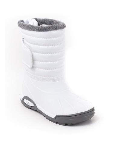 İgor Kız Cocuk White Çocuk Yağmur Çizmesi Beyaz